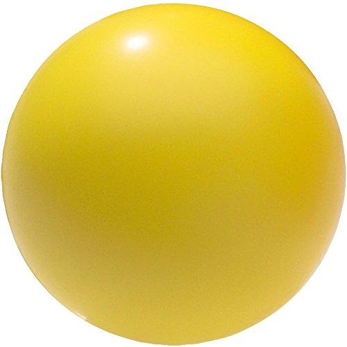 Sport-Thieme PU Schaumstoff Volleyball | Softball mit sehr gutem Sprungverhalten | Indoor/Outdoor | ø 200 mm Gewichte | Geschlossenzelliger Spezialschaumstoff