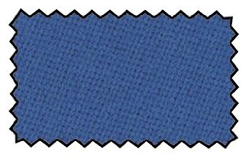 """Billardtuch """"Tournament"""" -blau- Coupon für 6 ft Tisch inkl. Sprühkleber"""