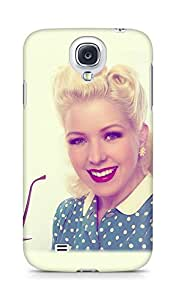 Amez designer printed 3d premium high quality back case cover for Samsung Galaxy S4 (Retro portrait)