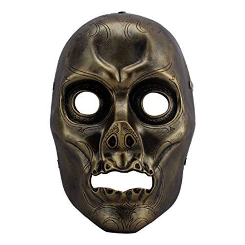 PPO Halloween Sammleredition Film Thema Maske Harry Potter Film Todesser Harz dekorative Maske