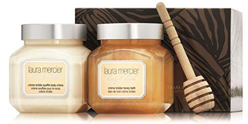 Exklusiven Laura Mercier Sweet Temptations Crème Brûlée Duet - Honig Creme Brulee