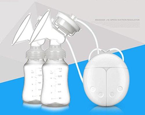 NWYJR Breast Pump confort unique plus proche de Nature prolactine Twin grande succion tire-lait électrique