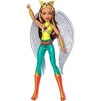 DC Super Hero Girls FJH00 Hawk Girl Fashion Doll, Multi-Colour
