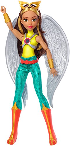 DC Super Hero Girls  FJH00 Hawkgirl Puppe
