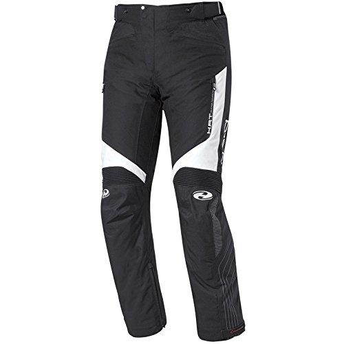 Held Salerno Gore-Tex Damen Motorrad Textilhose Schwarz/Weiß S