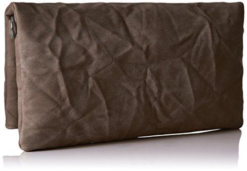 Fritzi aus Preußen Damen Ronja Clas Clutch, 2x30x30 cm Braun (Brown1)