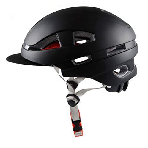 LCCYJ Outdoor Abnehmbar Fahrrad Helme Herren Damen Sicherheit Schutz Helme für Leichte langlebige Einstellbare Atmungsaktives Stoßfest,B,L -