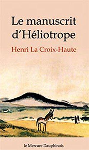 Manuscrit d'Héliotrope