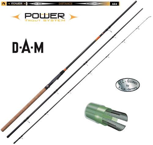 DAM PTS - Distance, 3 tlg. - Float und Matchrute