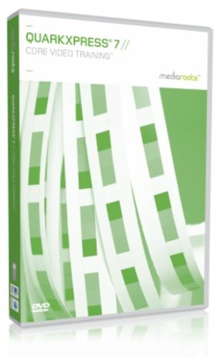 QuarkXPress 7 Core Video Training (DVD-ROM) (PC/Mac) Test