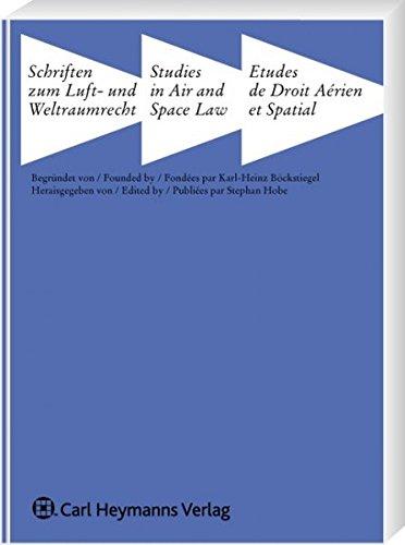 Rechtsfragen der Errichtung und Nutzung von Flughafensystemen (Schriften zum Luft- und Weltraumrecht)