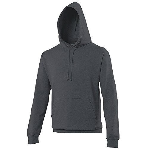 Pullover College Hoodie - 46 Different Colours Available Storm Grey