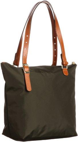 Bric's X-Bag, Borsetta da polso donna Oliva