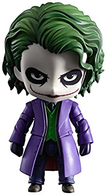 Nendoroid Dark Knight Joker Villains Edition Action Figure [Japan import]