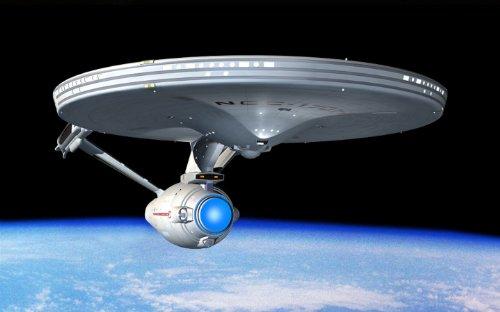 Star Trek Film von Canvas35Kunstdruck gerahmtes 76,2x 50,8cm, Leinwand, Mehrfarbig, 127x 50x 4cm - Eindruck Gerahmt