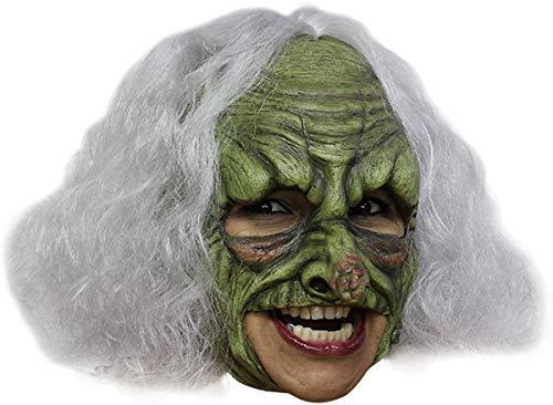 Mask Head Chin Strap Witch ()