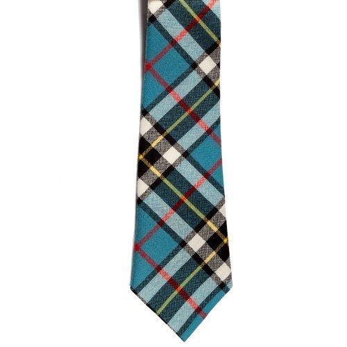 100-wool-tartan-tie-blue-thomson