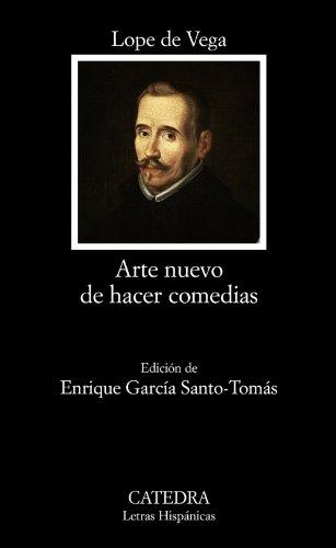 Arte nuevo de hacer comedias (Letras Hispánicas) por Lope de Vega