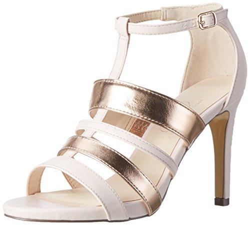 Another Pair of Shoes SabiaE1, Damen Sandalen, Pink (Nude/Rose Gold1867), 39 EU (6 Damen UK)