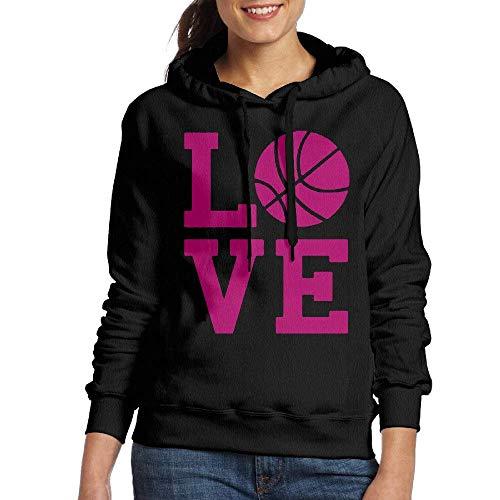 Dress rei Love Basketball Womens Casual Long Sleeve Hoodie Sweatshirt Hoodie Pullover Cable Knit Hoodie Pullover