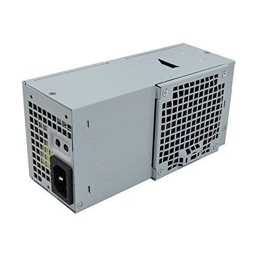 Nadalan Fuente de alimentación del chasis 250W para DELL OPTIPLEX 390 790  990 3010 7010 9010 / VOSTRO 580S 260S 620S V3800 V3900
