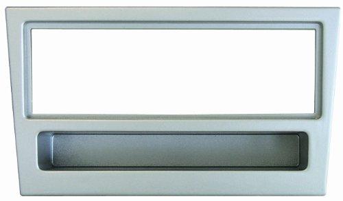 PH 3/292 Mascherina con foro ISO colore argento Agila-Corsa>04-Meriva-Vivaro-New