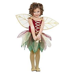 WIDMANN - Disfraz de hada para niños, multicolor, 98 cm / 1-2 años, 12978