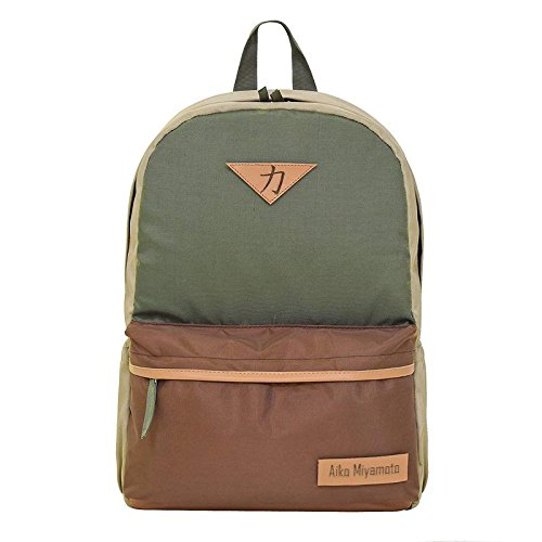 Aiko Miyamoto 25 ltrs. Stylish Waterproof Backpack with Laptop Compartment
