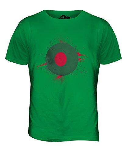 CandyMix Bangladesch Fußball Herren T Shirt Grün