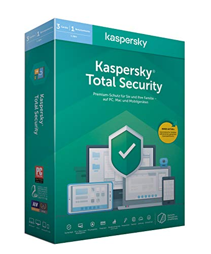Kaspersky Total Security 2020 St...