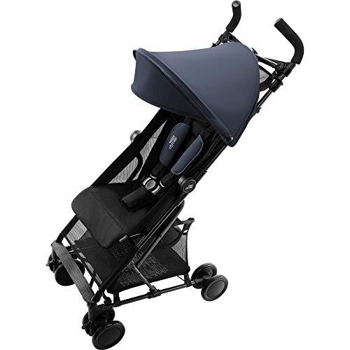 Britax Römer Kinderwagen, HOLIDAY 2 Buggy, 6 Monate bis 3 Jahre (Bis 15 kg), navy blue