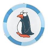 Decken Wand Lampe Baby Spiel Zimmer Jungen Mädchen Tier Motiv Leuchte Pinguin EGLO 78187