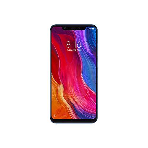 Price comparison product image Xiaomi Mi 8 64 GB Blue