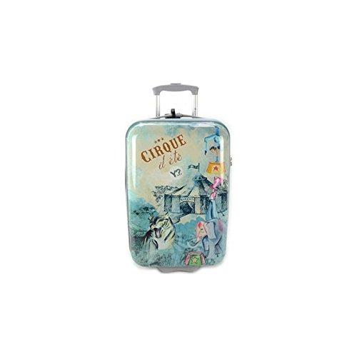 "Trolley bagaglio a mano rigido Y Not, ""Butterflies"" butterfly"