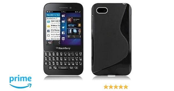 best loved 92de4 8ae14 Newlike Back Cover for BlackBerry Q5
