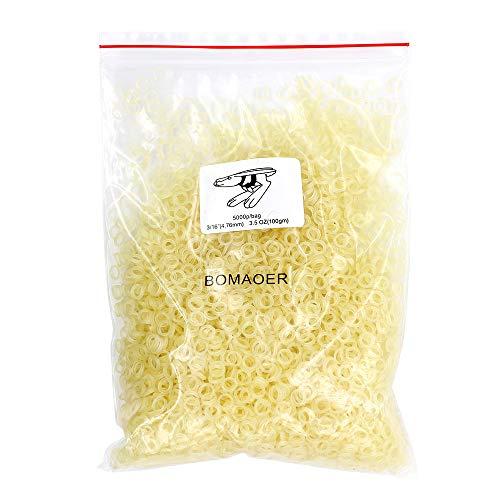 5000 piezas amarillo - elástico ortodoncia - tirantes