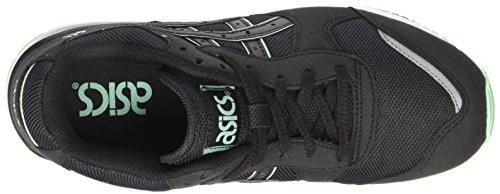 Asics Gel-classic - Chaussures De Sport Basses Unisexes - Adulte, Gris (gris / Chili 1124), 44 Eu Noir (noir / Noir 9090)