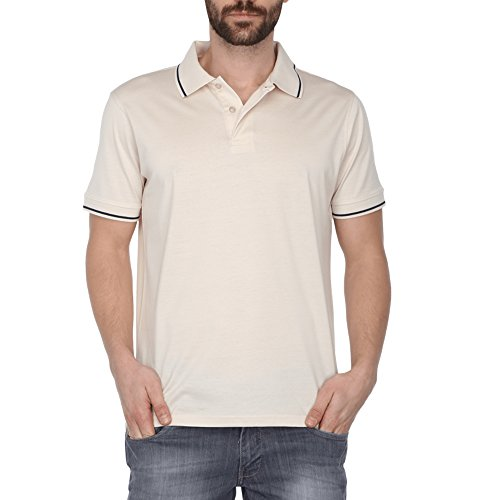 Stop Mens Polo Neck T-shirt  available at amazon for Rs.299