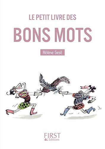 Petit Livre de - Les bons mots (Le petit livre) (French Edition)