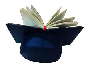 support pour livres pour lire au lit coussin de lecture belenci bleu fournitures. Black Bedroom Furniture Sets. Home Design Ideas