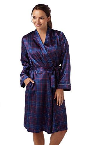 Indigo Sky - Robe de chambre - Femme Bleu - Bleu marine