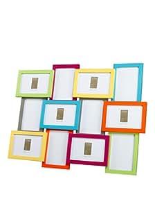 Silea 222/8150 Pêle-Mêle 12 Vues Bois Multicolore