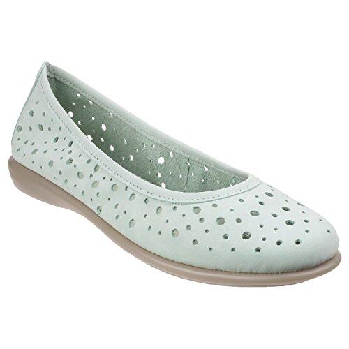 The Flexx New Passion - Chaussures d'été aérées en cuir - Femme Dust