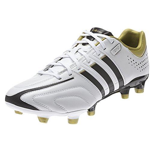 OFFERTA Scarpe Calcio ADIDAS Adipure 11Pro Trx FG Leather Mens Football Boots Q23930 (EU 40 - UK 6.5 - cm 25)