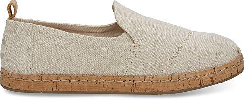 TOMS Damen Desconstructed Alpargata Cork Schuhe Freizeitschuhe Outdoor-Schuhe