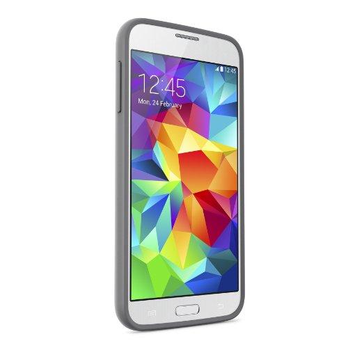 Belkin Grip View TPU Case 2.0 für Samsung Galaxy S5 grau