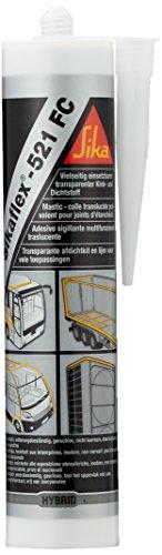 Preisvergleich Produktbild Part 181932 Sikaflex-521 FC Kartus, 290 ml, Transparent