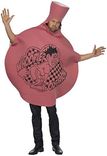 Whoopie-Kissen Kostüm Bodysuit aus Schaummaterial mit bedruckter Vorderseite, One ()