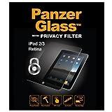 PanzerGlass 24117 Echtglas Displayschutzfolie für Apple iPad/iPhone 2/3/4