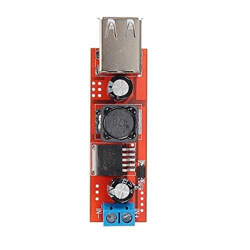 Beck Orlando Charging Board Charge Convertisseur USB Double 9V / 12V / 24V / 36V à 5V DC-DC 3A Module d'alimentation abaisseur LDTR-WG0257 Module